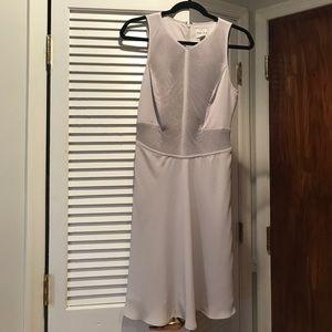 Reiss grey dress size 6